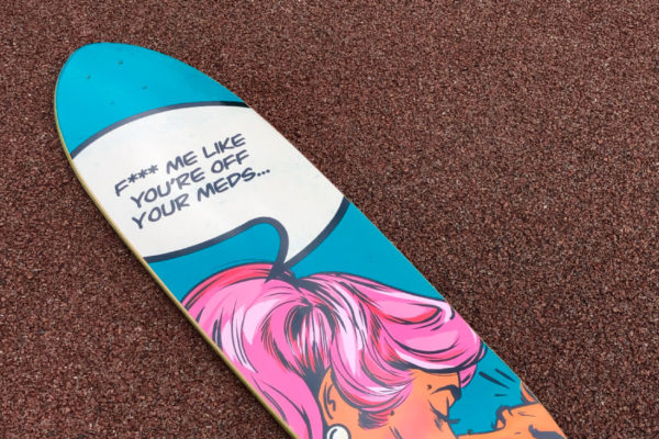 Cruiser deck the lovers